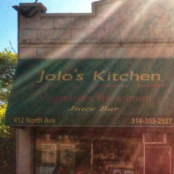Jolos Kitchen Menu