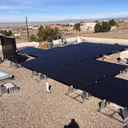 Nm Solar Group Solar Installation 3267 Candelaria Rd