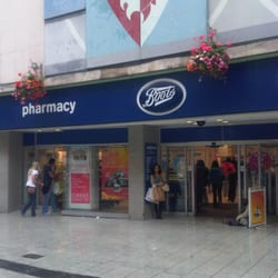 Boots , 19 Reviews , Pharmacy \u0026 Chemists , 36 Queen Street