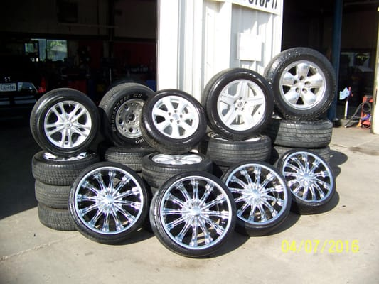 Angkor Tire Auto 10410 N Lamar Blvd Austin Tx Tire Dealers Mapquest