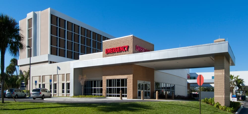 We built the Emergency Department at Broward Health\'s Imperial ...