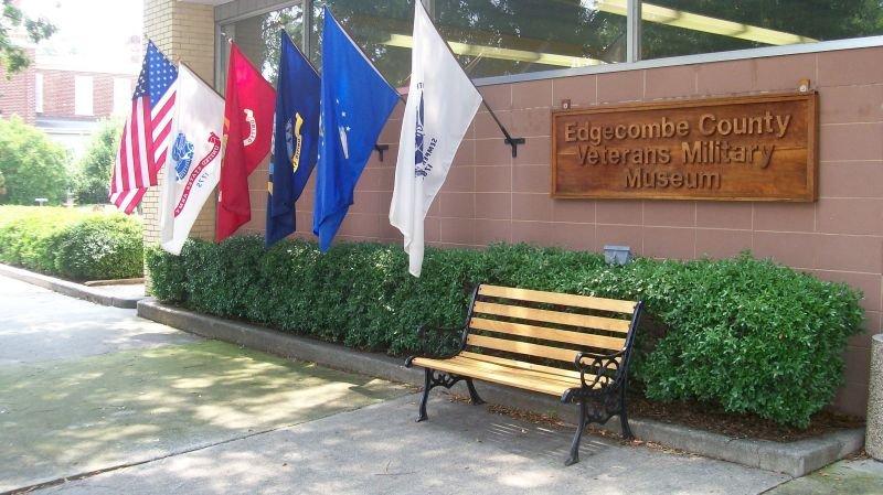 Edgecombe County Veterans Military Museum: 106 W Church St, Tarboro, NC