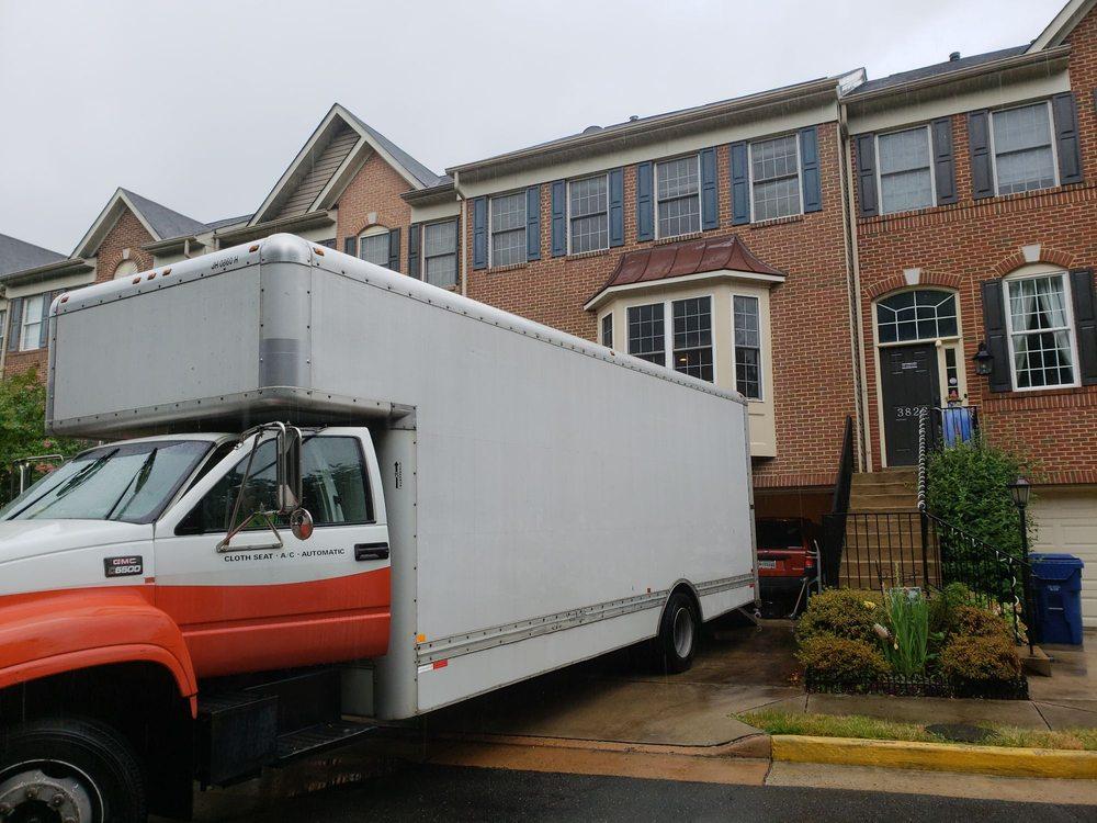 The Holy Movers: 3720 Lacy Blvd, Falls Church, VA