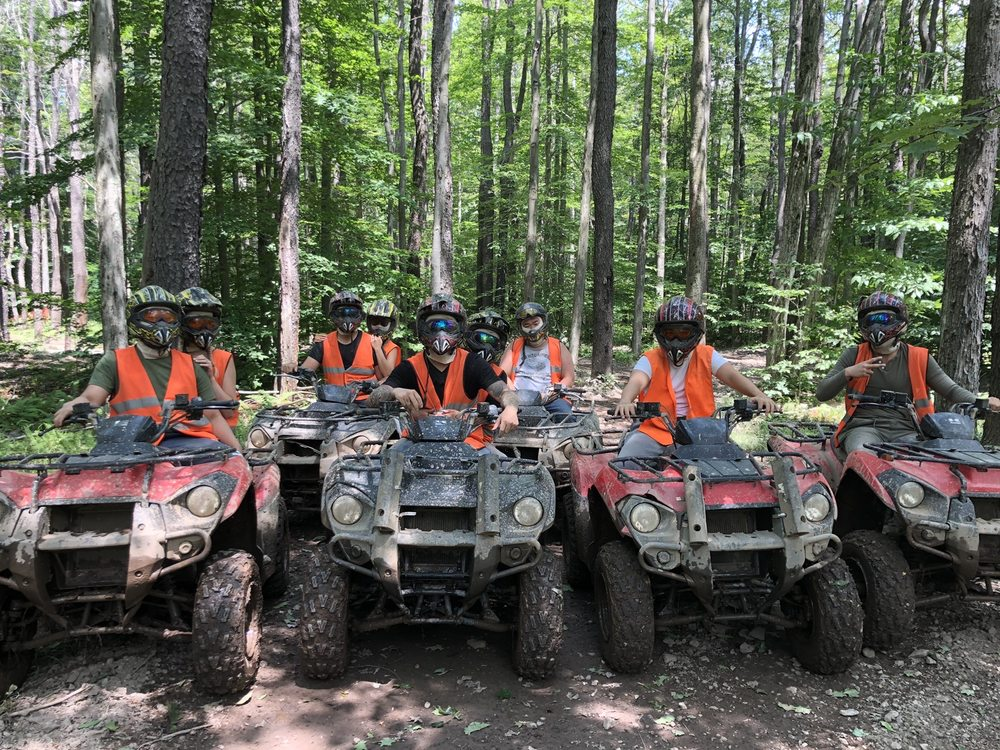 Alvins Offroad Playground: 2069 Long Pond Rd, Long Pond, PA