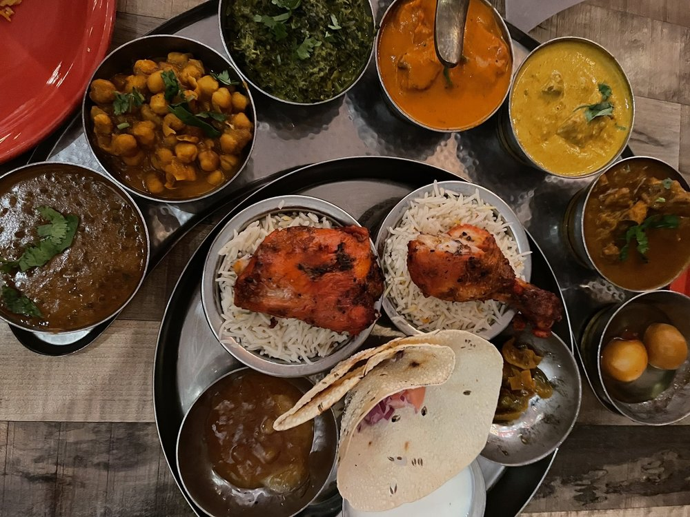 Food from Bombay Street Food