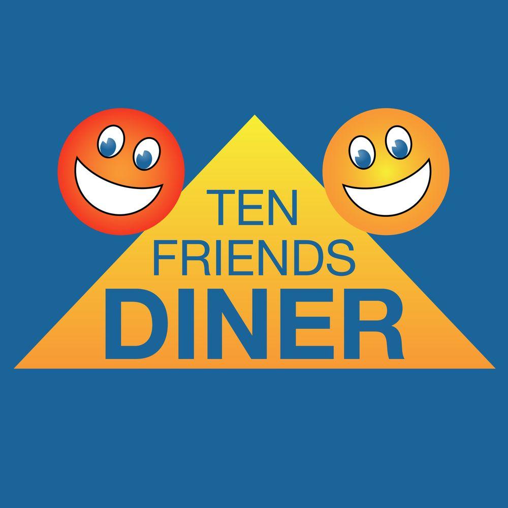 Ten Friends Diner: 1412 Wyandotte Street East, Windsor, ON