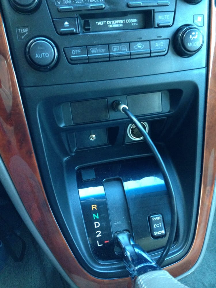 Lexus RX300 AUX input add on  - Yelp
