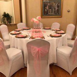 Photo Of Mediterranean Banquet Hall   Philadelphia, PA, United States. Baby  Shower Table