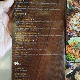 Photos For Wooden Ladle Noodle Shop Menu Yelp