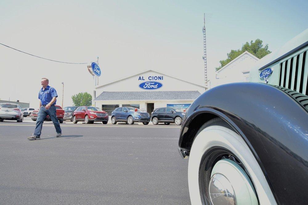 Al Cioni Ford: 504 S McCoy St, Granville, IL