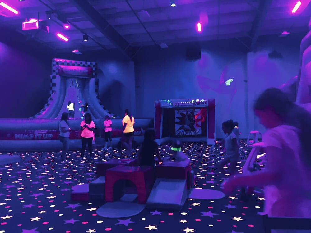 The Second Glow In The Dark Room Yelp