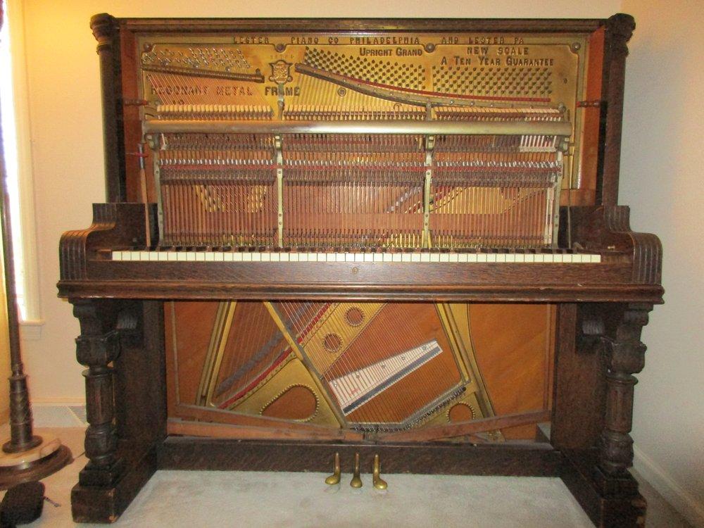Jeff S. Henry Piano Tuning & Restoration Company: Lancaster, PA