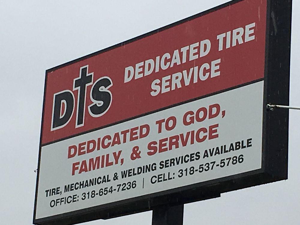Dedicated Tire Services: 111 Harold St, West Monroe, LA