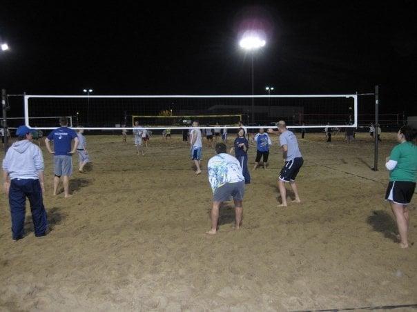Shawnee Mission Beach Volleyball: 19800 Johnson Dr, Shawnee, KS