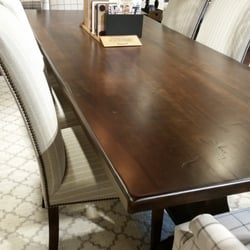 Photo Of Bassett Furniture   Rockville, MD, United States. Handmade Table!