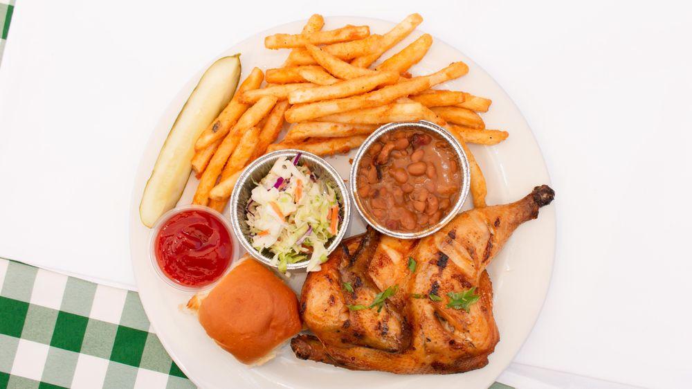 The Creekside Restaurant & Bar: 4444 Hollister Ave, Santa Barbara, CA