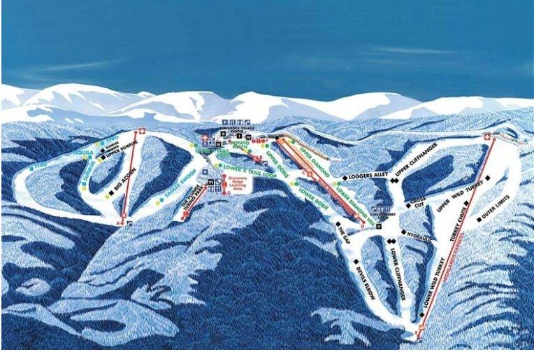 Slope and Sail Ski Tours