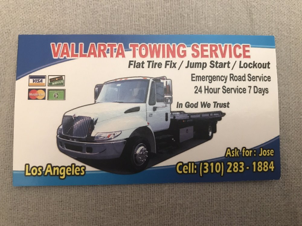 Towing business in Lennox, CA