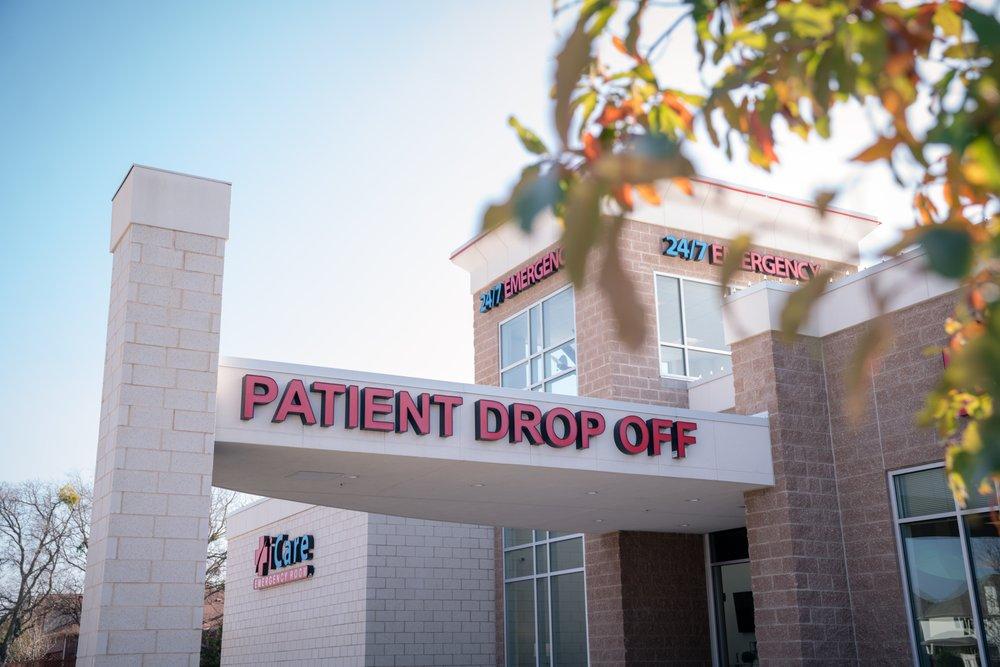iCare ER & Urgent Care - Frisco