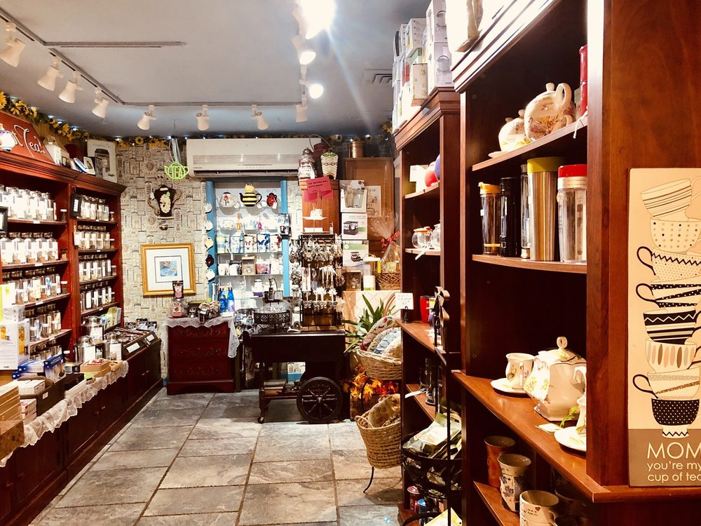 You Me and Tea: 45 Chandler Sq, Port Jefferson, NY