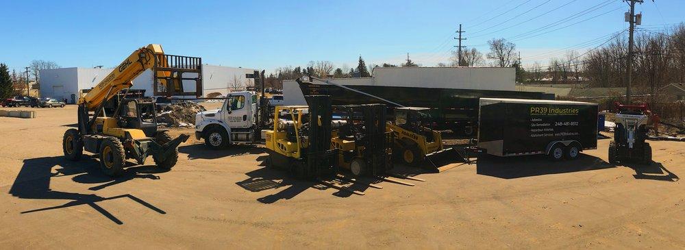 PR39 Industries LLC: 2005 Pontiac Rd, Auburn Hills, MI