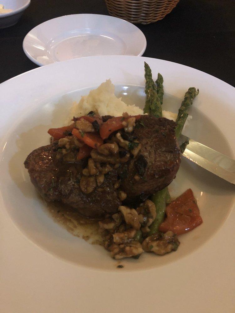 Food from Bill's Restaurant
