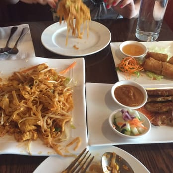 My Thai Cafe Brooklyn Menu