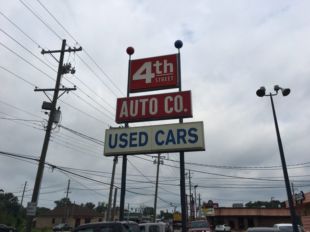 4th Street Auto : 5109 Preston Hwy, Louisville, KY