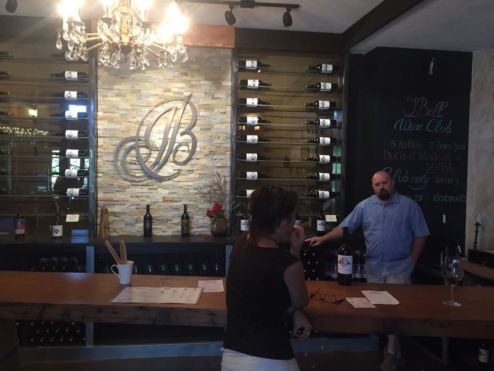 JBell Cellars: 73 Knight Hill Rd, Zillah, WA