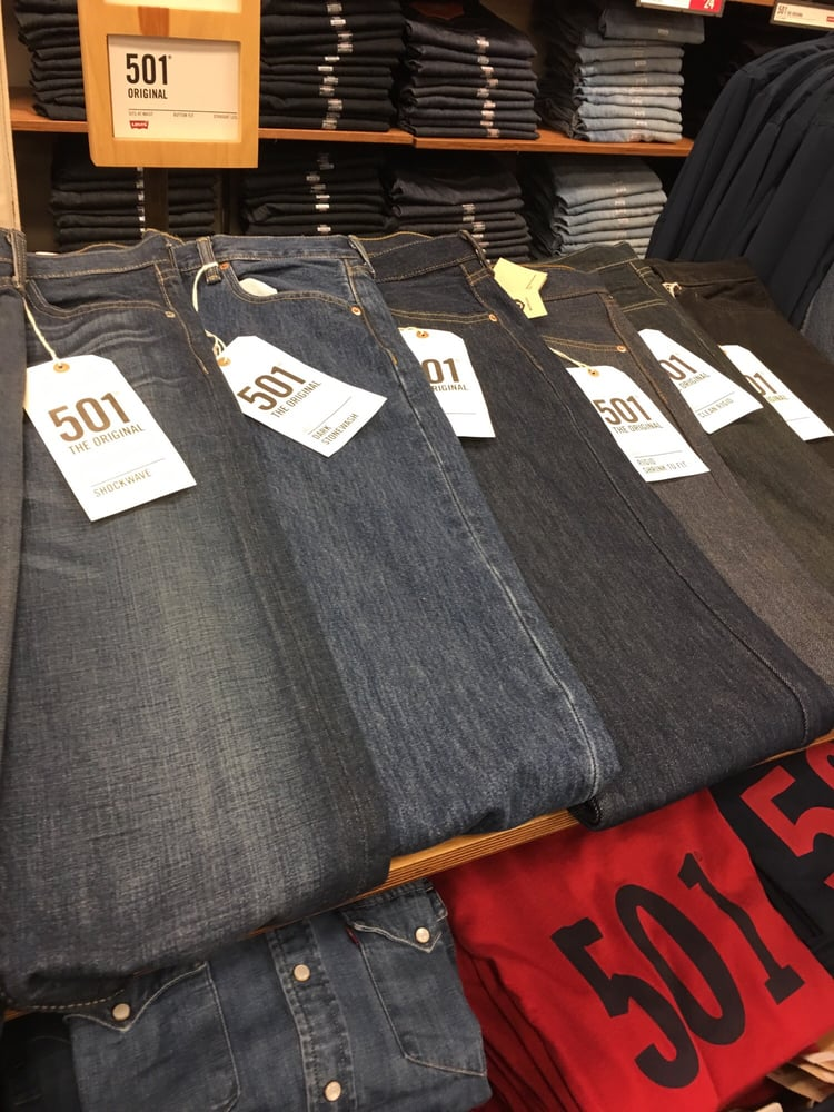 Levi's Outlet Store: 1424 State Rte 9, Lake George, NY