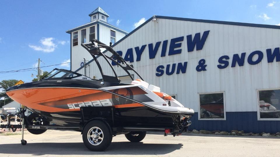 Bayview Sun & Snow Marina: 5350 Bayview Rd, Celina, OH