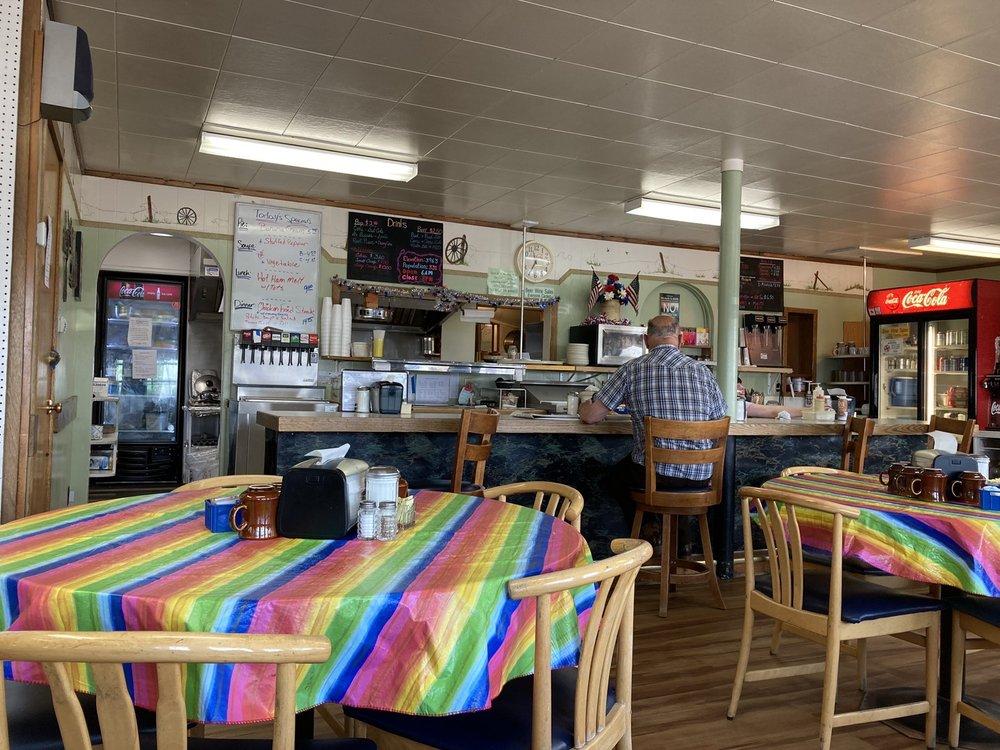 Wagon Wheel Motel & Cafe: 316 E Front St, Drummond, MT