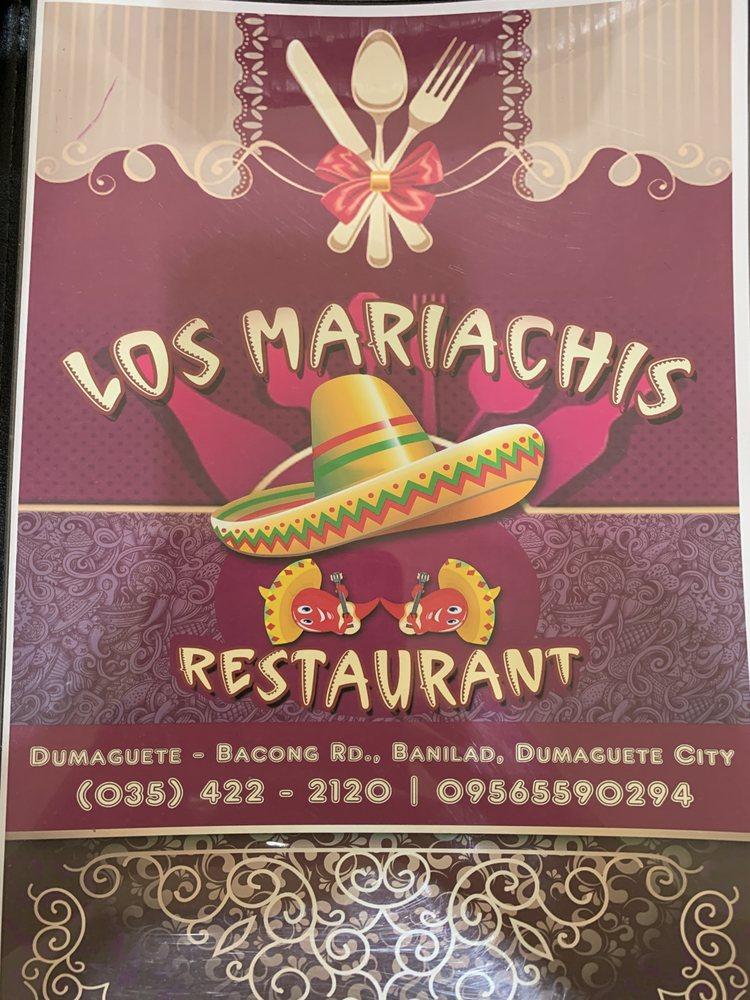 Los Mariachis Restaurant: Dumaguete South Road, Dumaguete City, NER