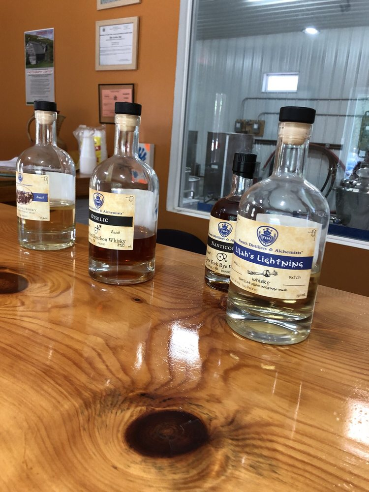French Distillers & Alchemists: 10 Walker Ave, Lisle, NY