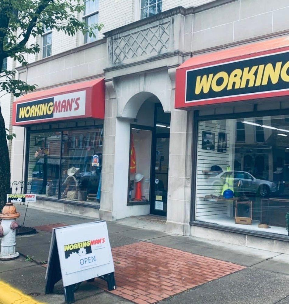 Workingman's Store: 113 Putnam St, Marietta, OH