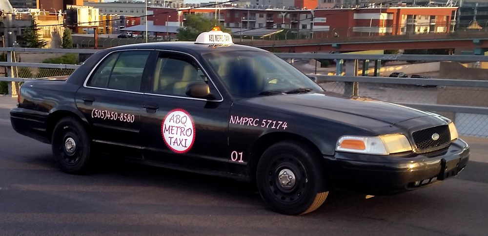 ABQ Metro Taxi Service