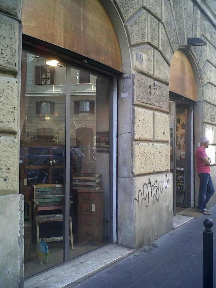 Estremi oggettistica per la casa via di san francesco - Finestra su trastevere ...