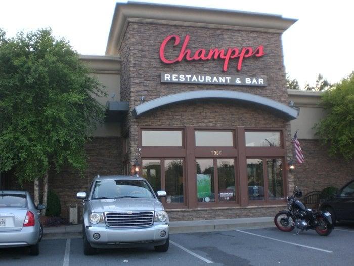Fast Food Restaurants Alpharetta Ga