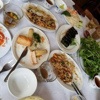 Anh Hong Restaurant  San Francisco Ca