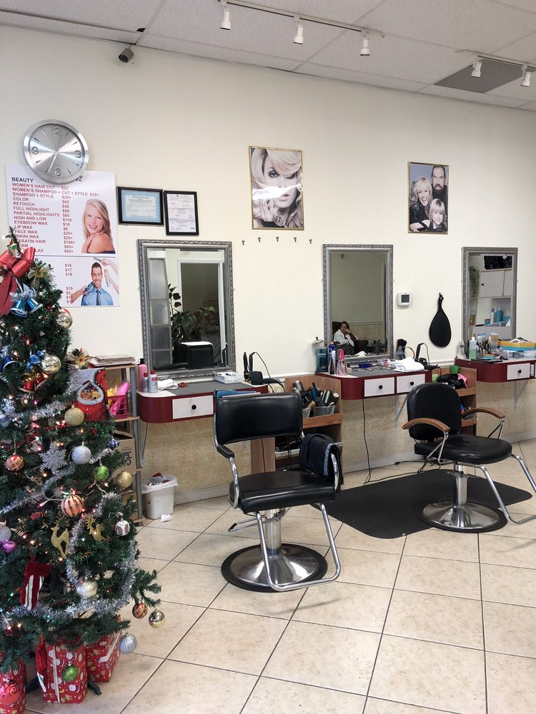 C & N Beauty Salon: 11083 Marsh Rd, Bealeton, VA