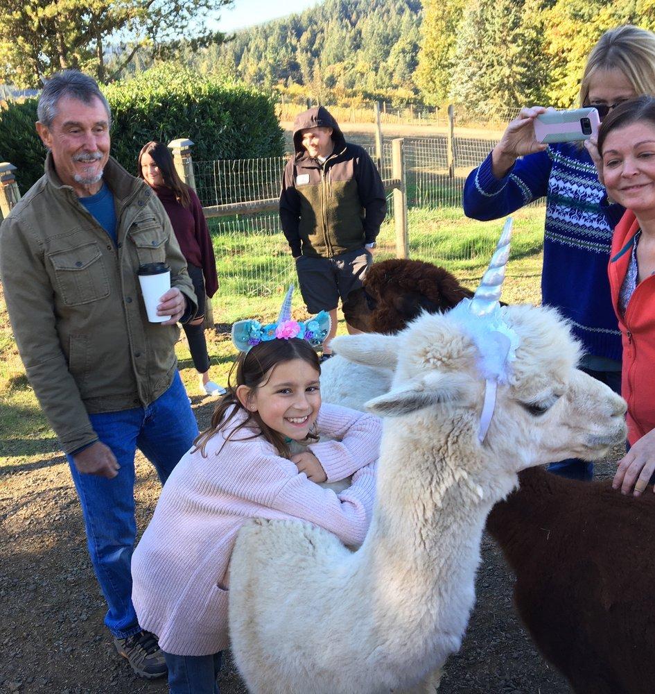 Alpacas Of Oregon: 21345 SW Aebischer Rd, Sherwood, OR