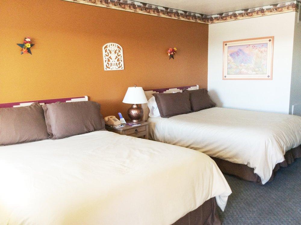 Rode Inn: 242 E Main St, Springerville, AZ