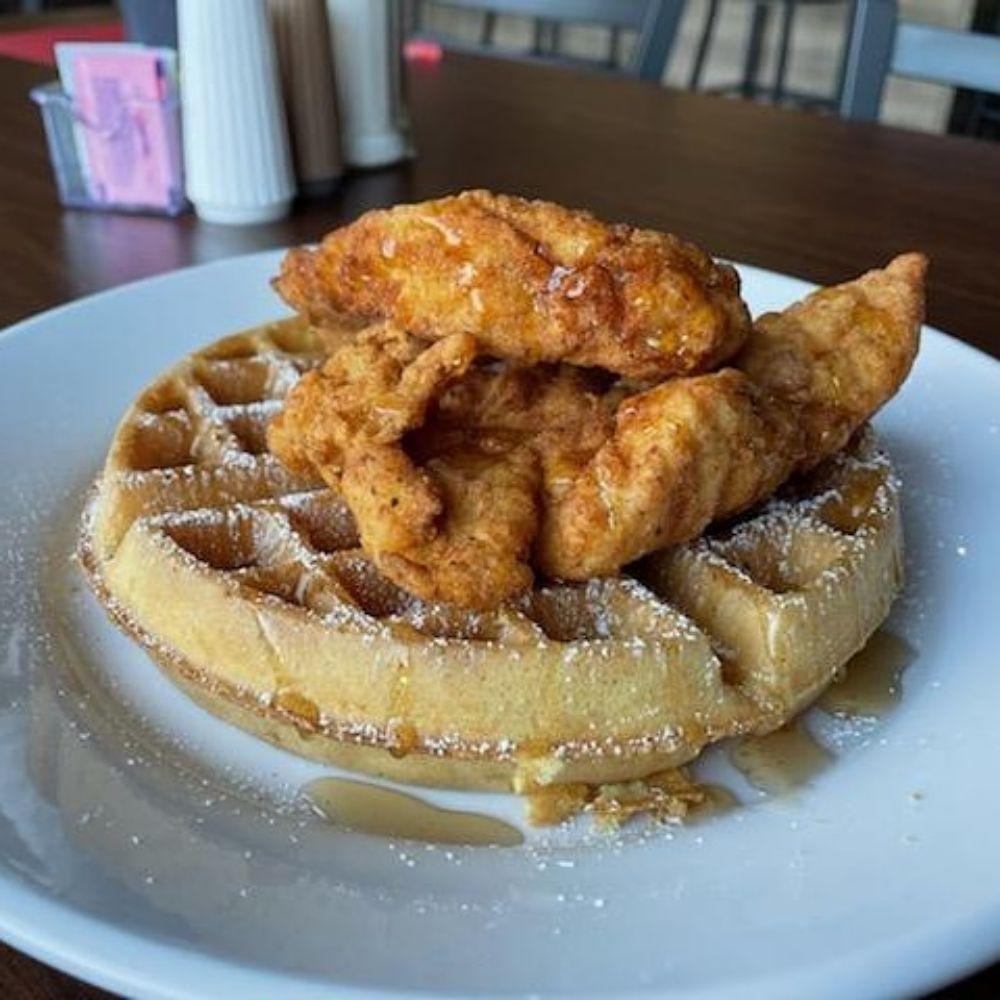 Trackside Diner: 207 S Main St, Bartlett, IL