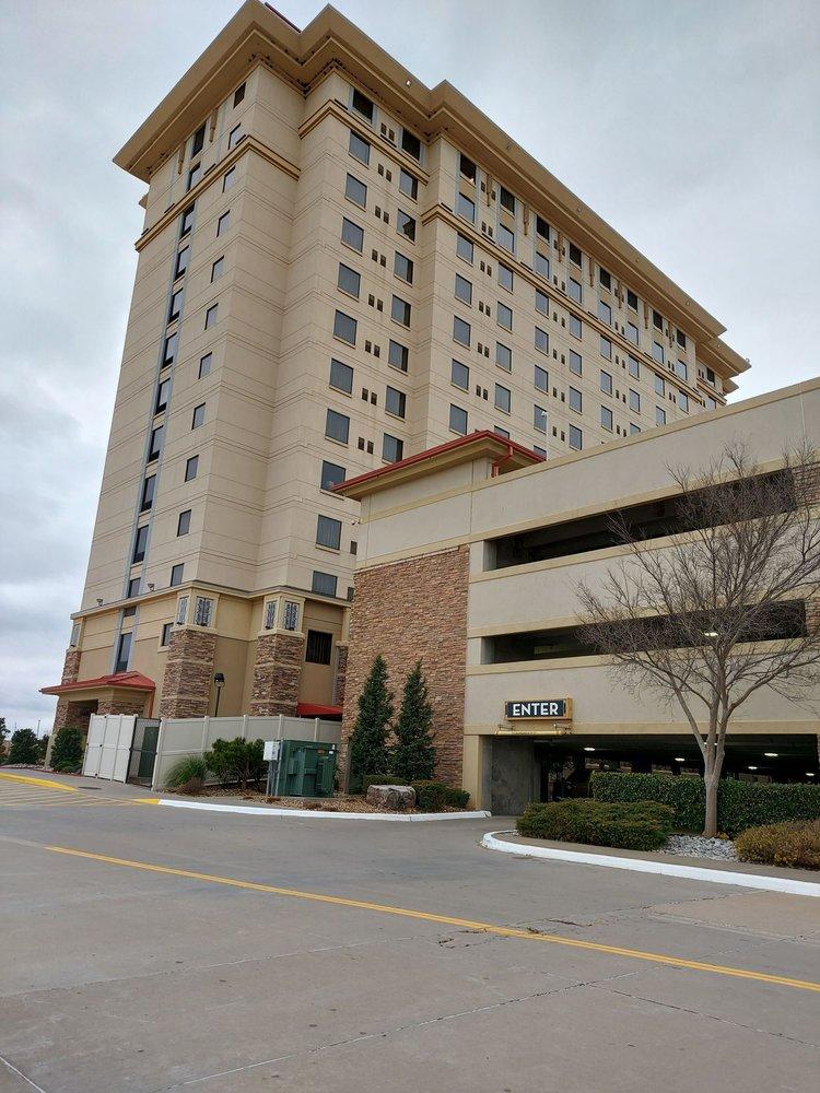 Grand Casino Hotel Resort: 777 Grand Casino Blvd, Shawnee, OK