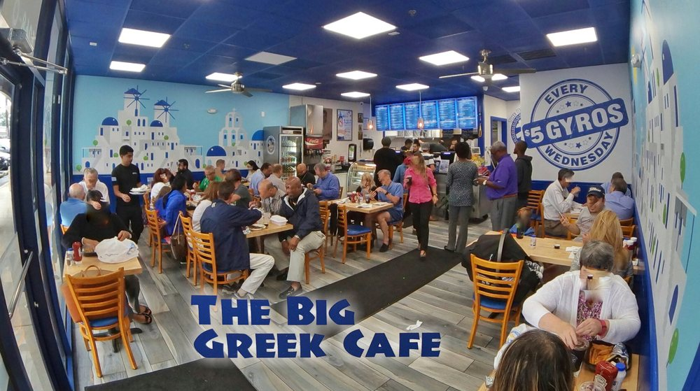 The Big Greek Cafe - Kensington