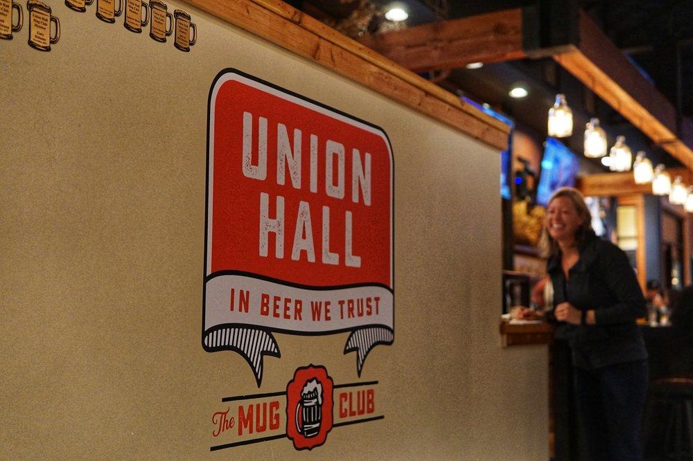 Union Hall Brewery: 121 W Main St, Bozeman, MT