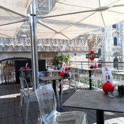 Terrazza Martini - Bar - Piazza del Duomo, Centro Storico, Mailand ...