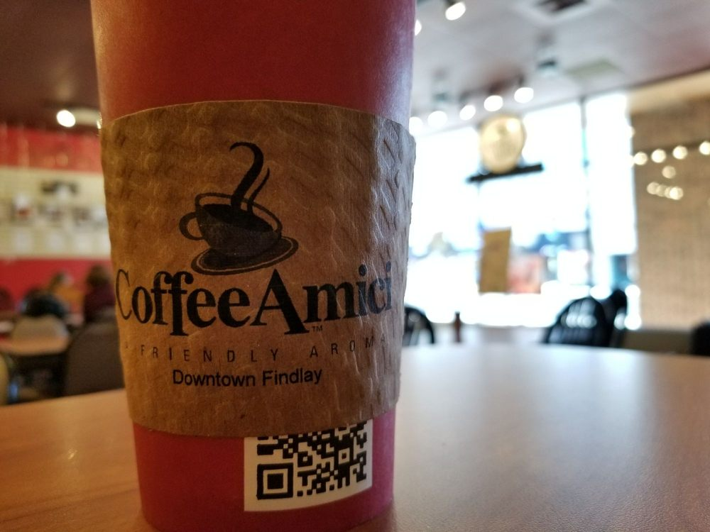 Social Spots from Coffee Amici