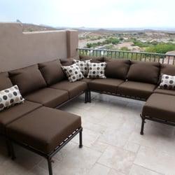 Photo Of Arizona Iron Patio Furniture   Glendale, AZ, United States. We  Build