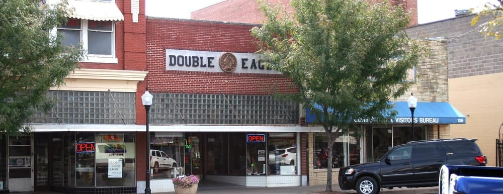Double Eagle Firearms: 104 S Summit St, Arkansas City, KS